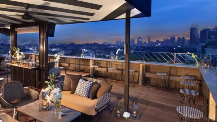Mau Dinner dengan Pasangan? Ini 6 Restoran 'Rooftop' Romantis di Jakarta