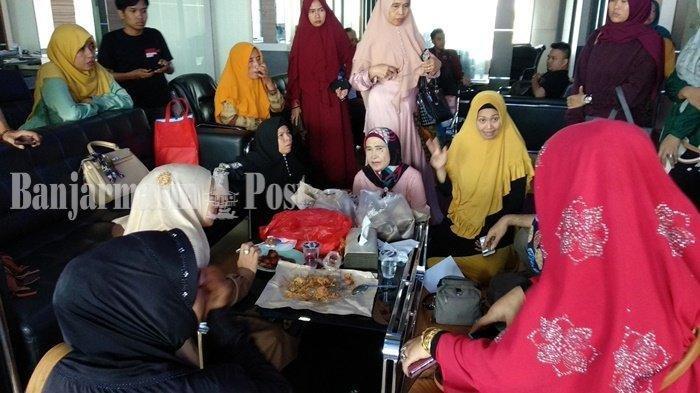 Sempat Khawatir karena Visa Tak Terbit, Jemaah Haji Plus di Banjarmasin Dijamin Berangkat 6 Agustus