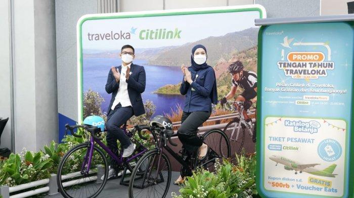 Traveloka dan Citilink Tawarkan Tiket Harga Khusus untuk Gairahkan Pariwisata, Ini Rincian Rutenya