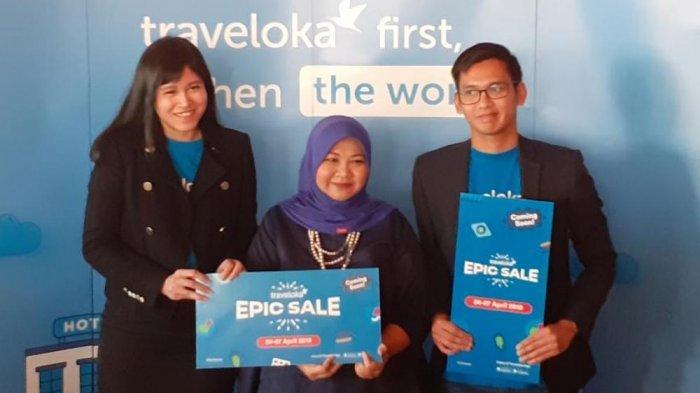 Traveloka EPIC SALE Diperpanjang Hingga Hari Minggu, 28 April 2019 Pukul 12 Malam