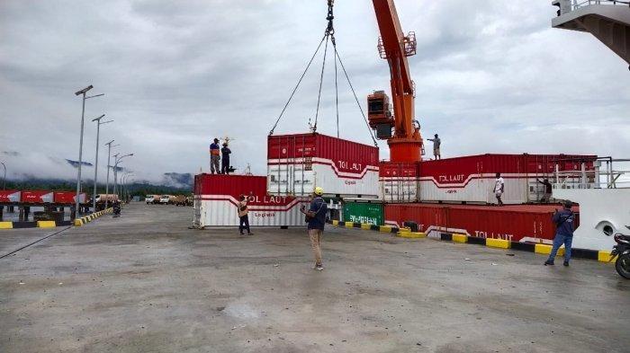 Trayek T-19 Tol Laut: Kunci Sukses Penyerapan dan Pendistribusian Beras di Papua - Papua Barat