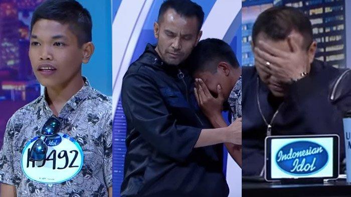 TRENDING Aksi Adi Peserta Indonesian Idol Bikin Anang Hermansyah 'Mumet', Judika: Ayo Pulang Kau!