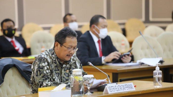 Menteri Trenggono Pastikan Dana Bergulir Modal Usaha Kelautan dan Perikanan Tepat Guna