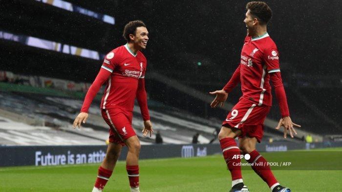 Lima Fakta Menarik di Balik Takluknya Tottenham Hotspur dari Liverpool, Firmino Akhiri Puasa Gol