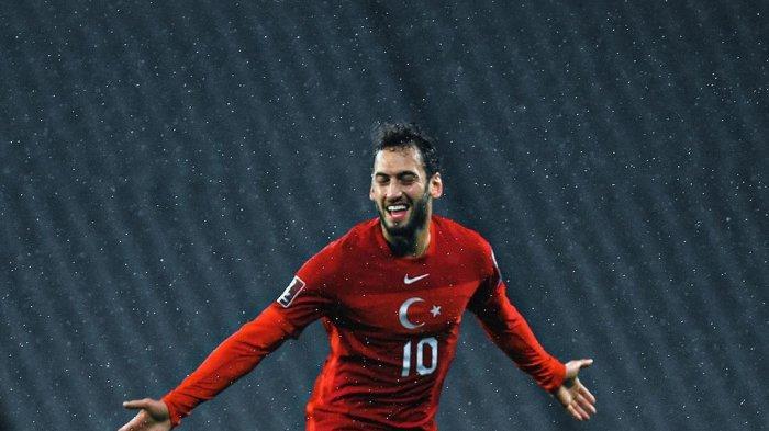 10 Hari Lagi, Live Streaming Turki vs Italia Euro 2020: Arena Pertunjukan Trequartista AC Milan