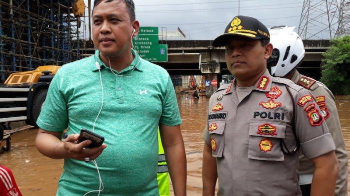 Wakil Wali Kota Bekasi Sebut Banjir Awal Tahun 2020 Lebih Fatal Dibanding Hari Ini