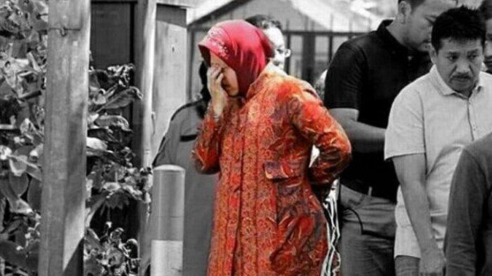 Perhatian Risma untuk Warga Surabaya, Keliling ke Berbagai Gereja & Lokasi Rawan Teroris