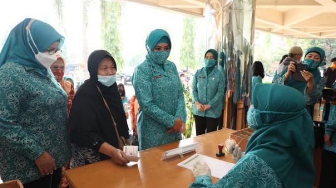 Pasar Murah, 3000 Paket Siap Dibagikan untuk Masyarakat di 20 Kelurahan Jaksel