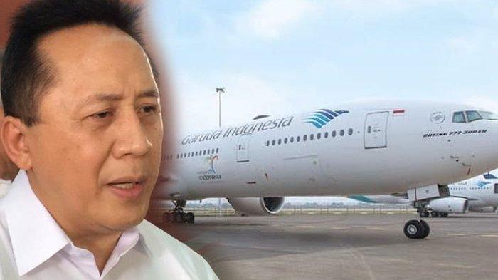 Triawan Munaf jadi Komisaris Utama Garuda Indonesia