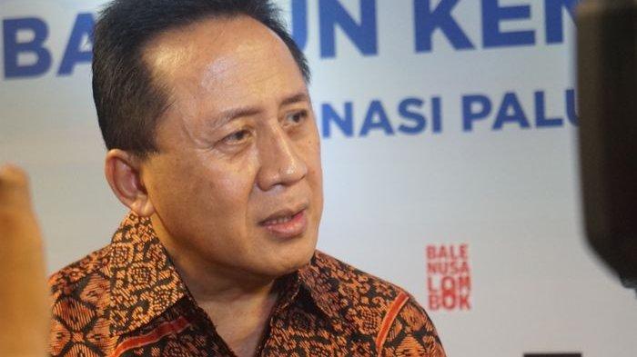 Triawan Munaf saat ditemui Grid.ID di Setiabudi, Jakarta Selatan pada Rabu (3/10/2018)