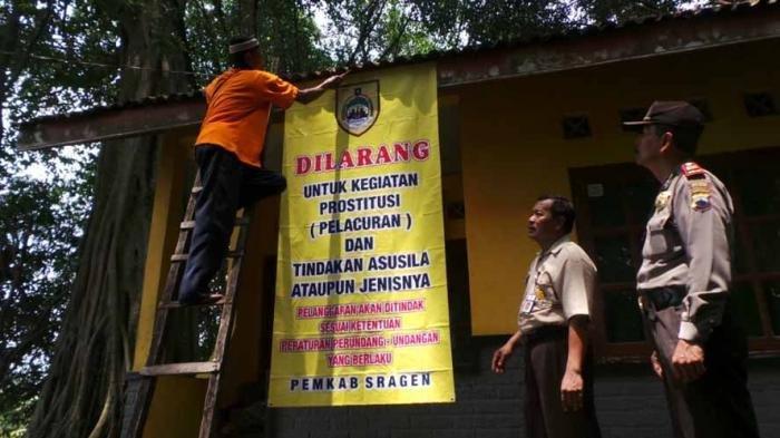 Prostitusi Berkedok Ziarah di Gunung Kemukus Kembali Marak. 18 PSK Terindikasi Idap HIV/AIDS