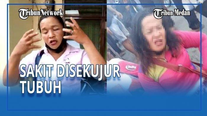 Pedagang Sayur Liti Wari Gea Dipukuli Preman karena Tolak Beri Uang Rp 500 ribu. Kini dia ditetapkan sebagai tersangka oleh polisi