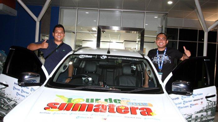 Tempuh 650 Km, Isuzu Mu-X Tour de Sumatra Servis di Diler Palembang