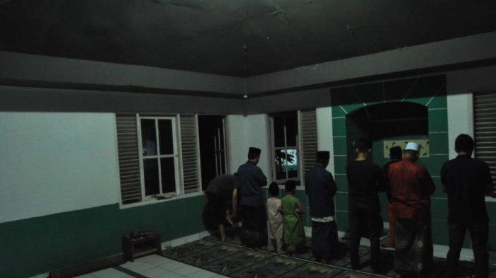 Safari Ramadan Jelang Idul Fitri, Tribunnews.com, Kunjungi Ponpes Di Kaki Gunung Gede Pangrango