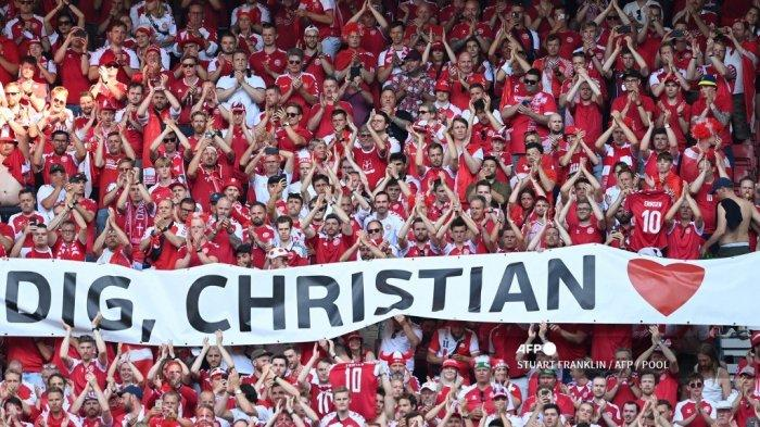 Makna Kelolosan Ajaib Denmark di Euro 2020, Persembahan Terbaik untuk Christian Eriksen