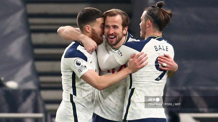 LIVE STREAMING Arsenal vs Tottenham Liga Inggris, Ini Link Mola TV Nonton di HP