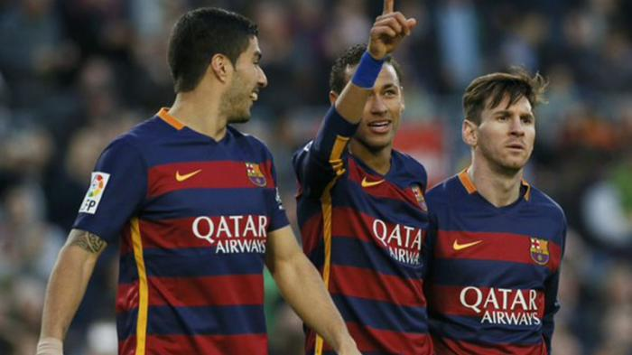 'Trio MSN' Barcelona: Persahabatan Tak Sekecil Lapangan Sepak Bola