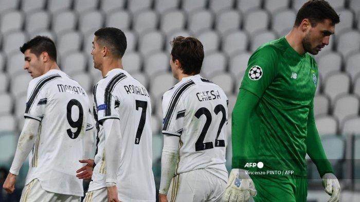 Hasil Liga Champions: Juventus Menang Telak, Pirlo Puji Chiesa & Morata, Tak Singgung Nama Ronaldo
