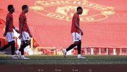 Legenda Man United Sebut Trio Penyerang Setan Merah Belum Sebaik Trio Firmansah