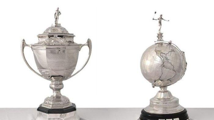 Trofi Piala Thomas dan Piala Uber. Piala Thomas dan Uber 2020 akan diselenggarakan di Aarhus, Denmark, pada 9-17 Oktober 2021.