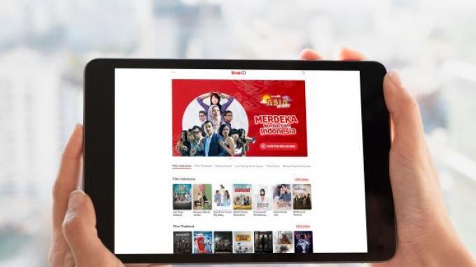 Tawarkan Layanan Streaming Film, Serial dan Konten Premium Tanpa Berlangganan - Tribunnews.com Mobile