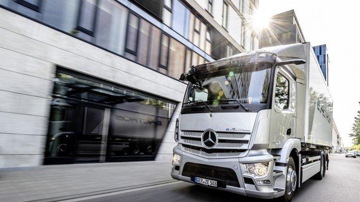 Akuisisi Perusahaan Motor Listrik di Inggris, Mercedes-Benz Berencana Produksi BEV dalam Satu Atap
