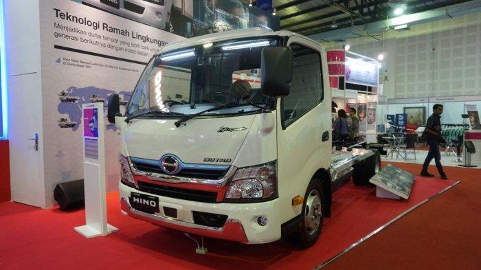 Hino Siap-siap Lakukan Tes Truk Hybrid di Indonesia