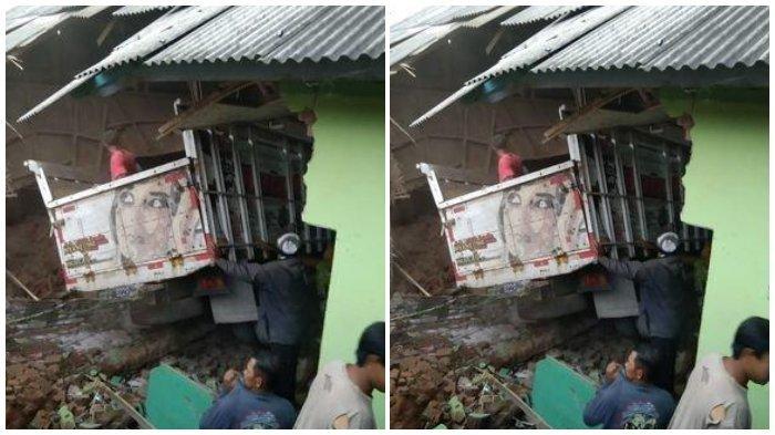 Kecelakaan di Jalan Tusuk Sate, Truk Tabrak Madrasah di Garut, 2 Orang Tewas & 34 Lainnya Luka-luka