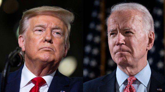 Demo di Portland, Presiden AS dan Joe Biden Justru Berselisih, Cawapres Demokrat Sebut Trump Ceroboh