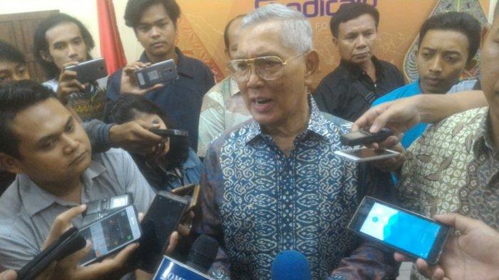 Try Sutrisno Imbau Masyarakat Tidak Marah Atas Penolakan Panglima TNI