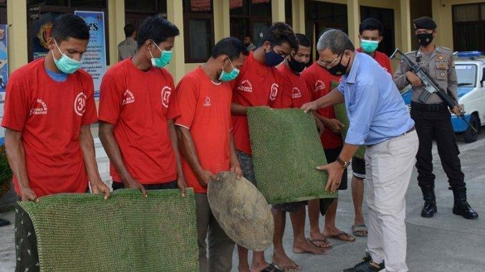 Usai Tangkap 7 Pekerja Tambang Emas Ilegal di Aceh, Polisi Kini Buru Pemodalnya