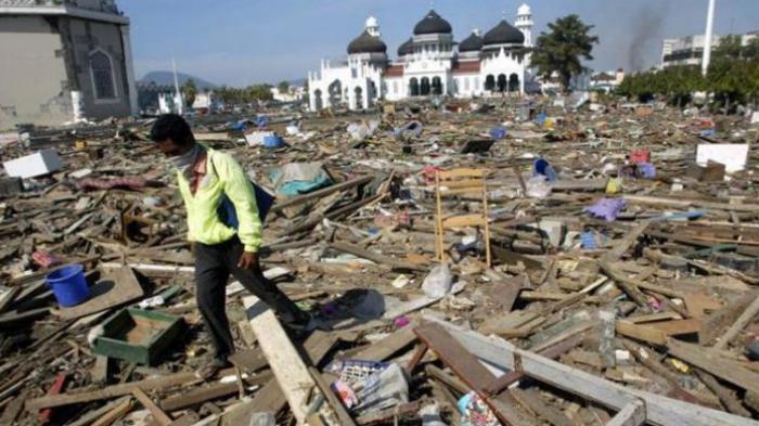 15 Tahun Berlalu, Ini 7 Fakta Gempa Bumi dan Tsunami Aceh 2004, Energi Setara 23 Ribu Bom Atom
