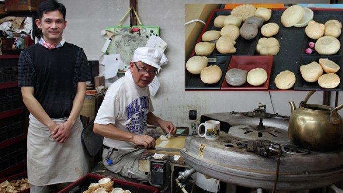 Membuat Kulit Kue Jepang Saja Per Hari Penghasilannya Rp10 Juta