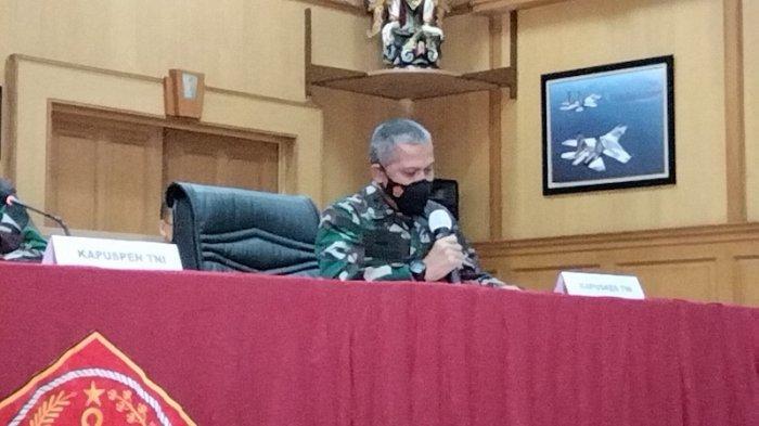 Kapuskes TNI: Pelibatan Personel dan Fasilitas untuk Penelitian Vaksin Nusantara Butuh Dasar Hukum