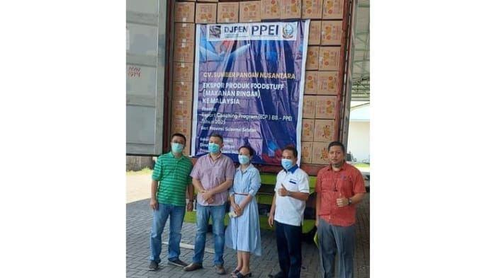 Tujuh UMKM Peserta Export Coaching Program Berhasil Ekspor ke Mancanegara