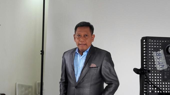 Tukul Arwana ditemui di Studio Gold Kompas TV, Palmerah Selatan, Jakarta, Selasa (15/11/2016).