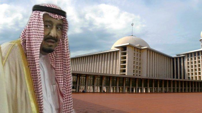 Cek Senilai Rp 85 Miliar Dari Raja Salman Diterima KBRI Riyadh Untuk Korban Crane
