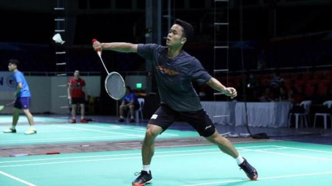 Tersingkir dari Thailand Open II 2021, Anthony Sinisuka Ginting Mengaku Kalah Pintar dari Lawan