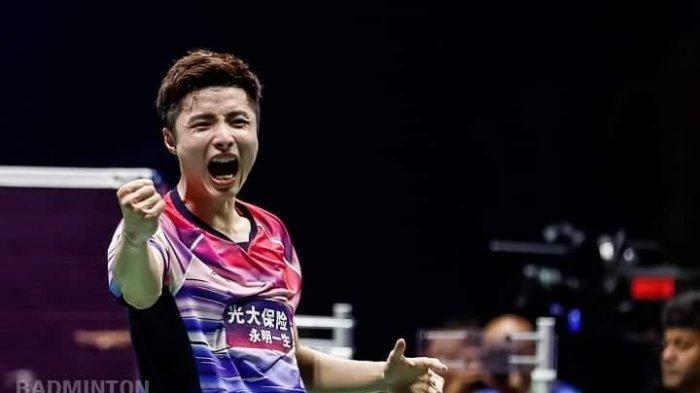 Fuzhou China Open 2019 - Shi Yu Qi Tambah Amunisi Tunggal Putra China yang Terpangkas di Babak Awal