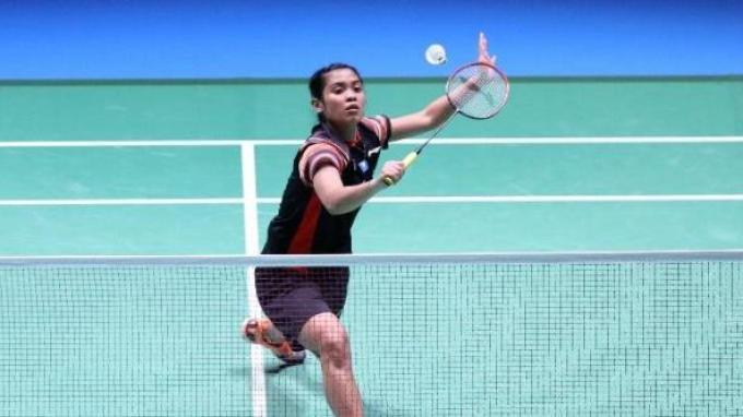 Gregoria Mariska Tunjung Lolos Perempat Final Chinese Taipei Open 2019
