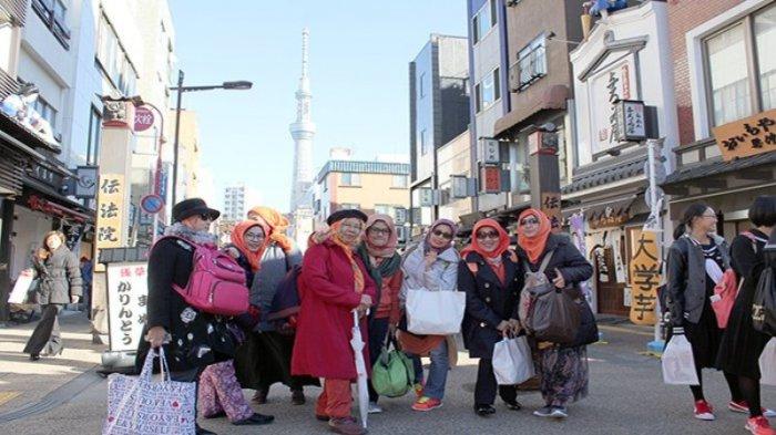 Turis Indonesia ke Jepang Selama Maret 2018 Menurun 10% Tapi Turis Jepang Ke Luar Negeri Naik 3,5%