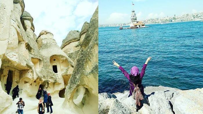 Cara Jalan-jalan Murah Ke Turki dan Kiat Mencari Pemandu Wisata Lewat Instagram