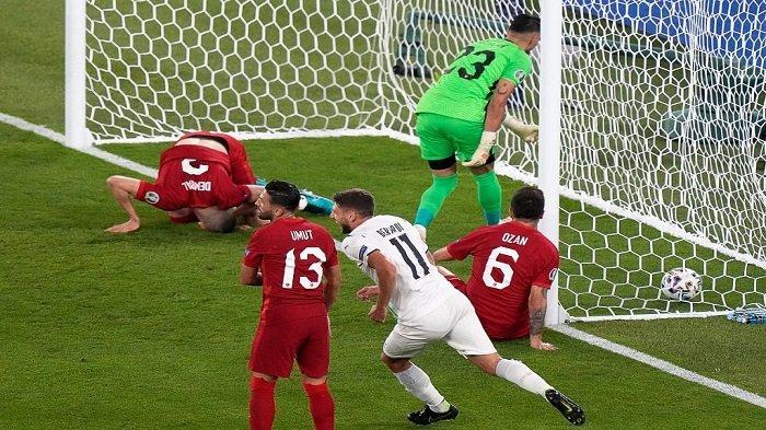 Daftar Susunan Pemain Swiss vs Turki, Xhaka dan Calhanoglu Main dari Awal
