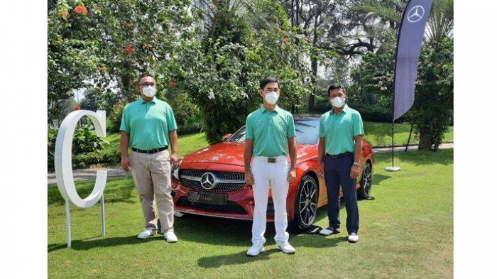 Turnamen Golf Mercedes Trophy Akan Diadakan Dengan Protokol Kesehatan Ketat