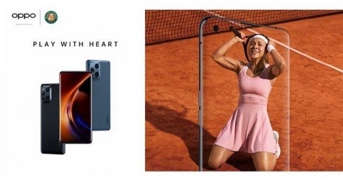Turnamen Grand Slam Roland Garros 2021 Gaungkan Kampanye 'Play With Heart'