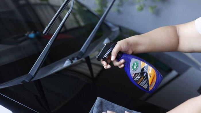 Produk Aftermarket Turtle Wax Ice Spray Wax Hadir dengan Tampilan Baru