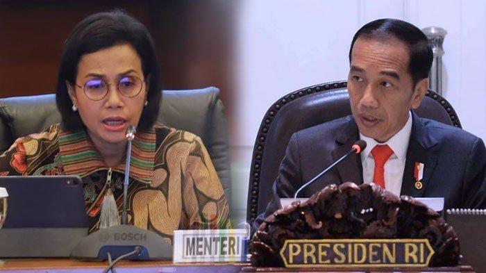 Usai Pemakaman Sang Ibu, Jokowi Langsung Rapat di Bogor, Yunarto Wijaya & Sri Mulyani Beri Support