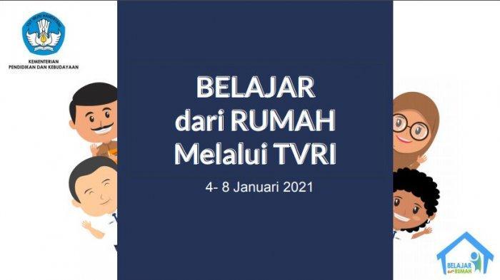 Link Streaming & Jadwal TVRI Belajar dari Rumah Hari Ini, Selasa 5 Januari 2021: Jenis-jenis Hewan