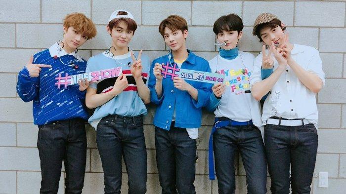 Live Streaming SBS The Show, Saksikan Aksi TXT Sore Ini Pukul 17.40 WIB