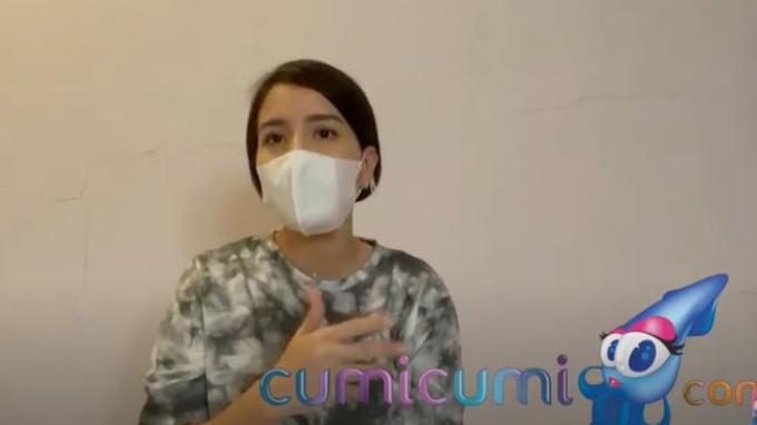 Tya Ariestya ungkap kondisi terbarunya bersama sang buah hati